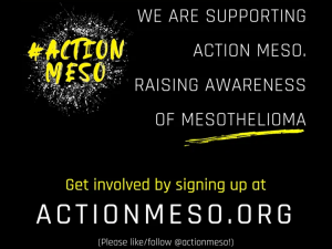 NORAC Are Proud To Support Action Meso