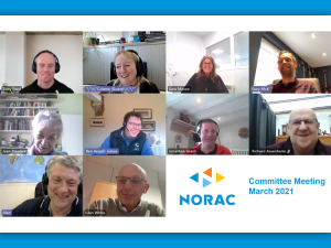 NORAC Committee Meeting March 2021