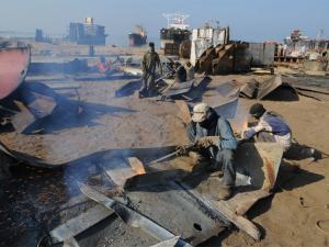 Asbestos In UK Cruise Ships Causing Problems in India, Pakistan and Bangladesh
